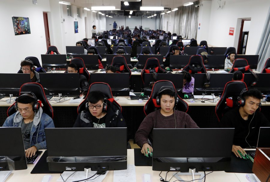 China Video Game Craze Drives Booming E Sports Market