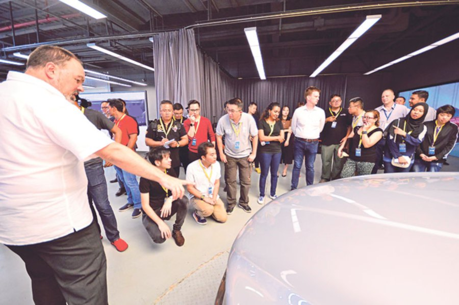 Up Close With Geely New Straits Times Malaysia General