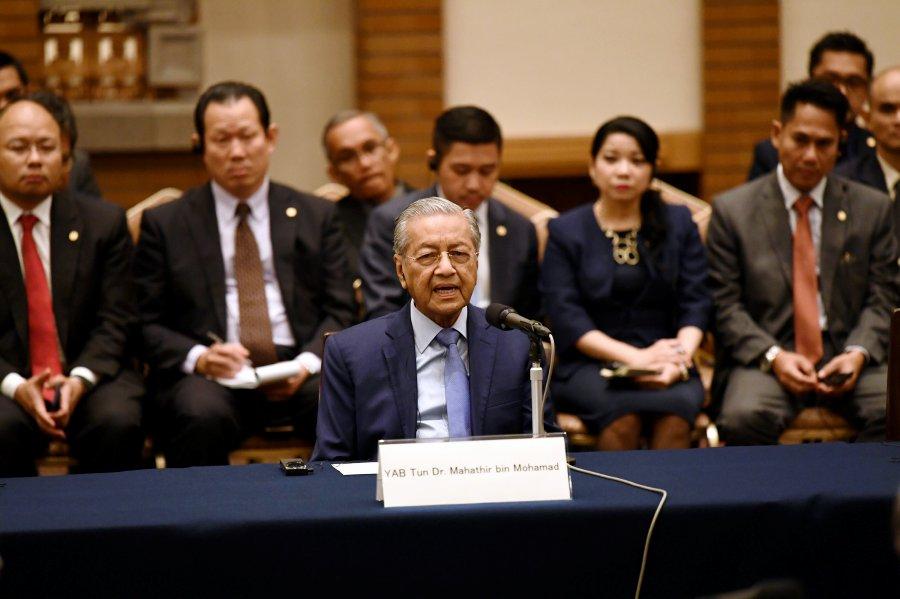 'OVO JE NAPRAVLJENO SAMO DA BI SE OPTUŽILA RUSIJA!' Mahathir ne prihvaća rezultate istrage o rušenju malezijskog aviona u kojem je poginulo 298 putnika