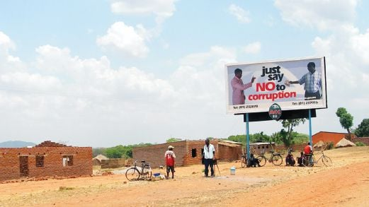 Fighting corruption must begin with a commitment to make a difference in the lives of the poor and marginalised.