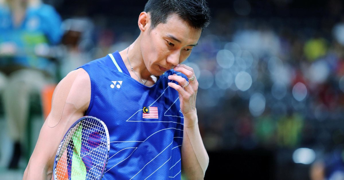 Chong Wei on China mission to regain confidence