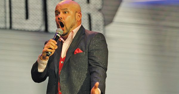 Comedian Harith Iskander to go on nationwide tour