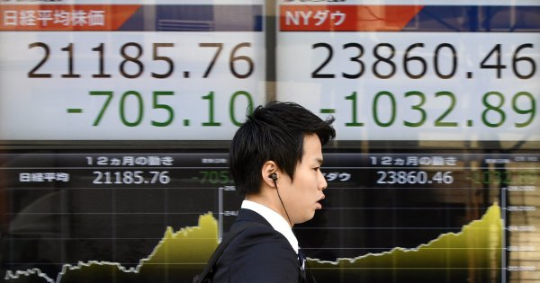 Asia shares, US$ tense for inflation test