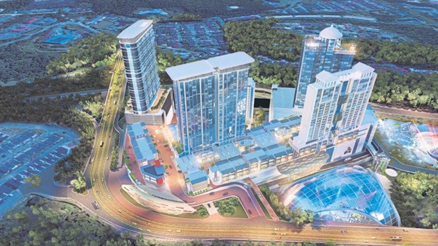 big plans to lift selayang