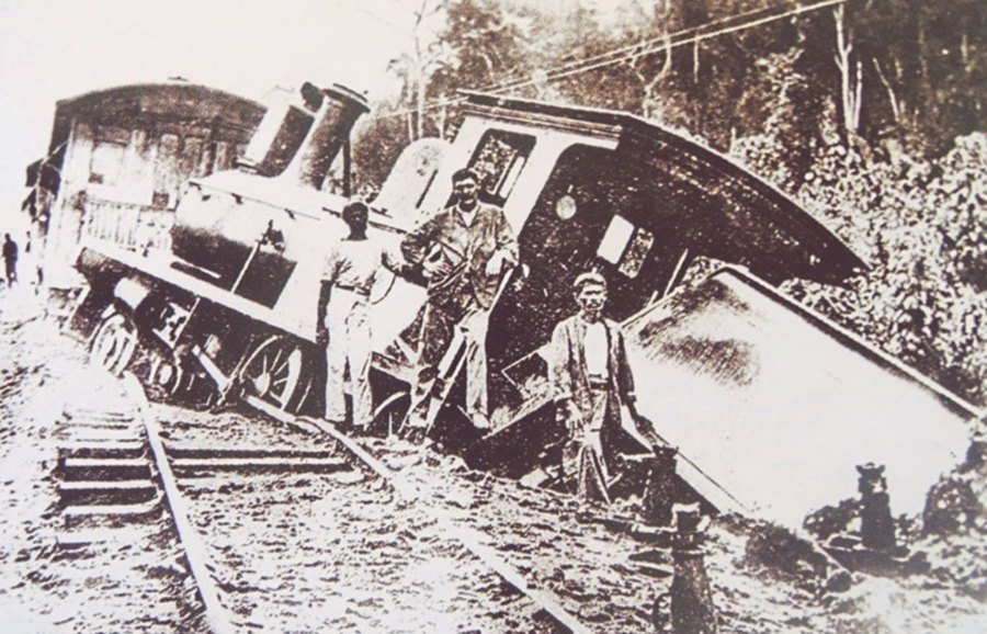 Early new frontiers by rail | New Straits Times | Malaysia General