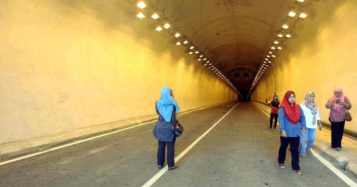 Sabah's game-changing Sepanggar Tunnel to open on Saturday