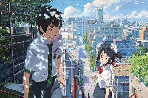 Movie Review Japanese Anime Your Name Gives Animation A Good