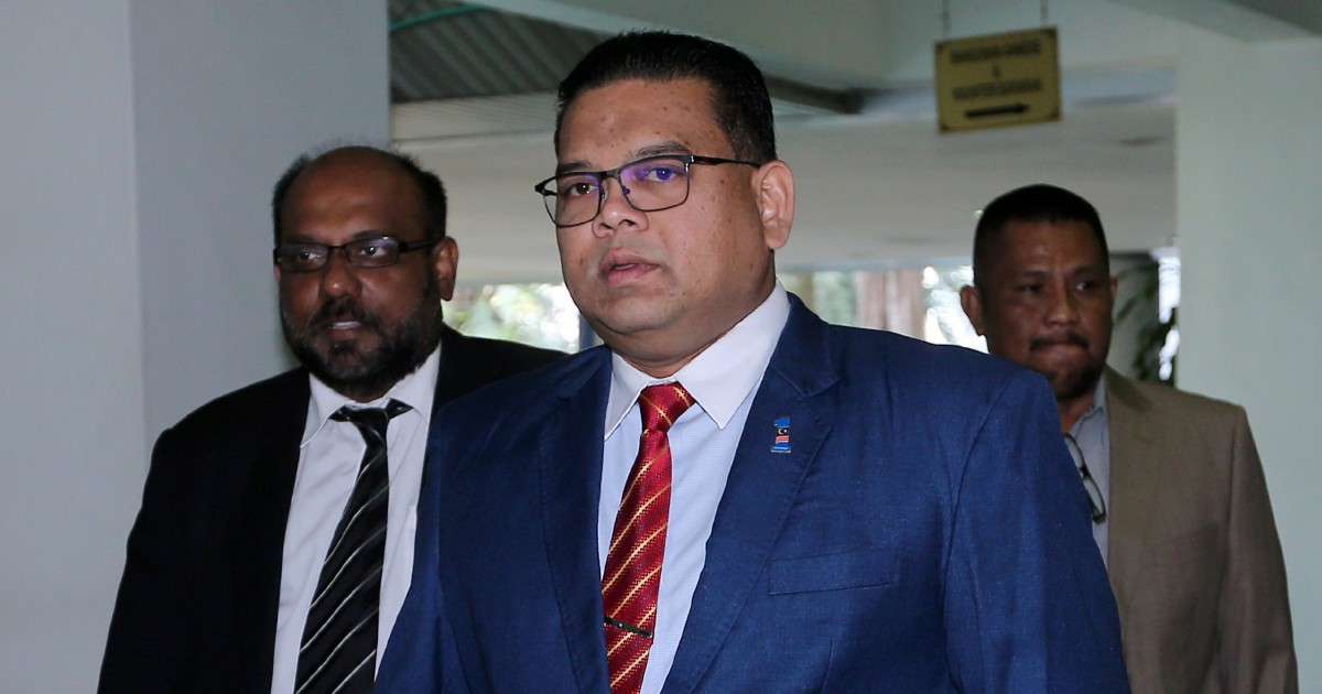 Lokman Adam charged with inciting public via YouTube