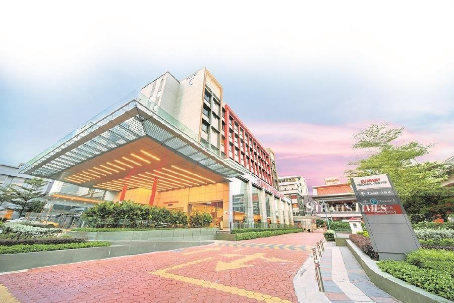 SMC and Sunway Medical Centre Velocity (SMCV), which opened two months ago, have 617 and 240 beds, respectively.
