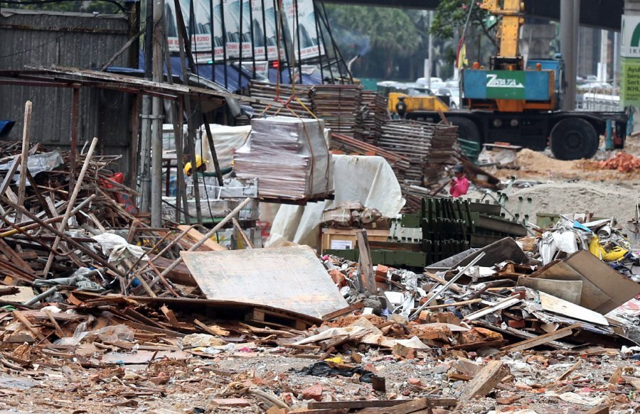 Two Workers Crushed To Death In Kl Construction Site Accident