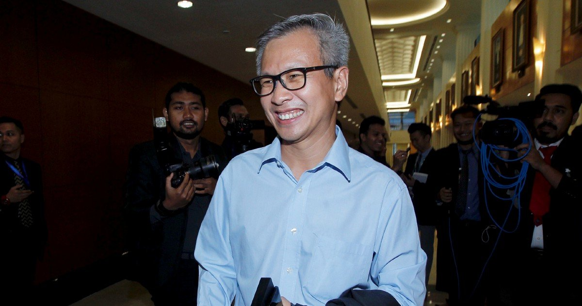 Court allows Tony Pua to get damages in Najib's suit