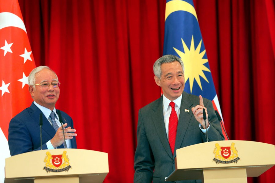 Singapore, Malaysia sign bilateral agreement for Rapid Transit System Link