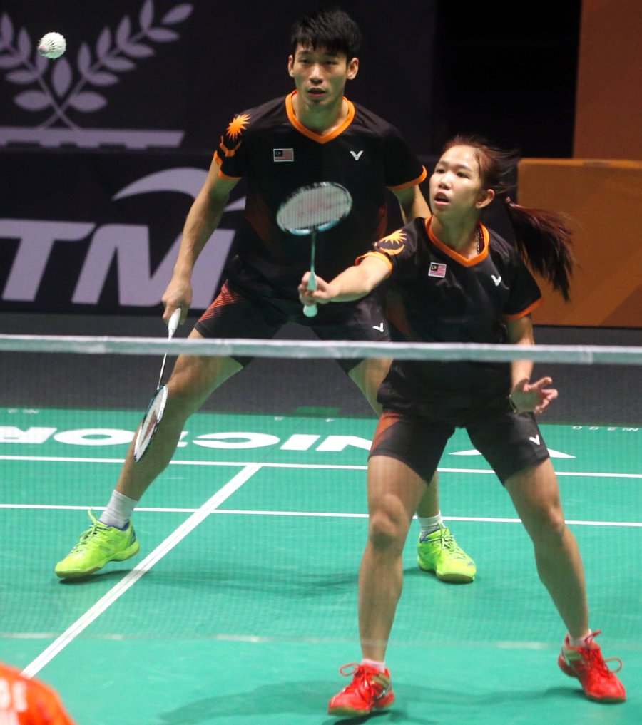 Peng Soon Yee See forge ahead to reach semi finals of Korea Open