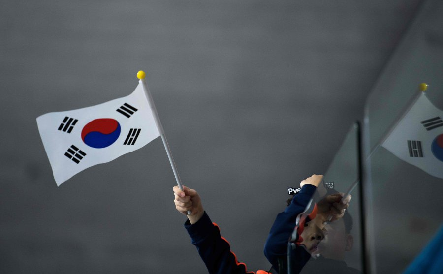 Korea reaches wheelchair curling semifinals at PyeongChang Paralympics