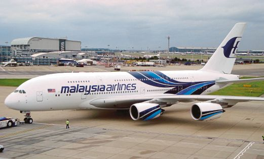 staffing activities in malaysia airline berhad