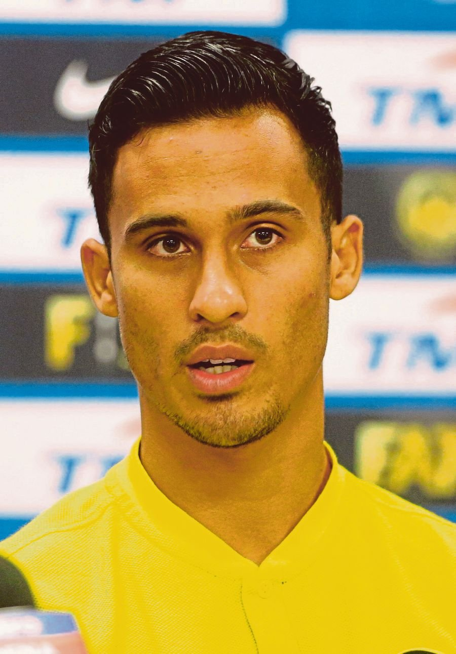 Matthew Davies is said to have left Pahang to join JDT.