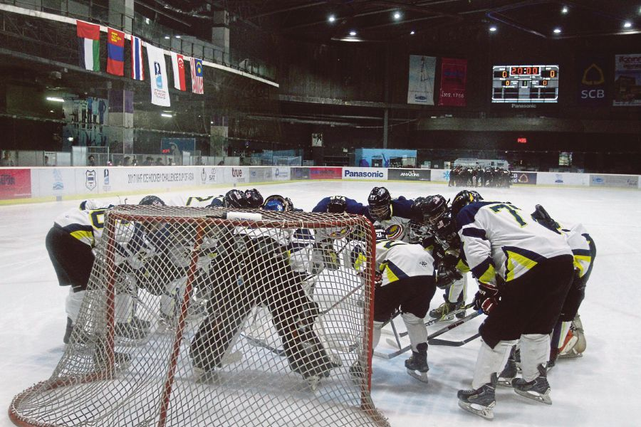 06fcfdc2940 Sunday Chat  Sea Games the first step for nation s ice hockey team ...