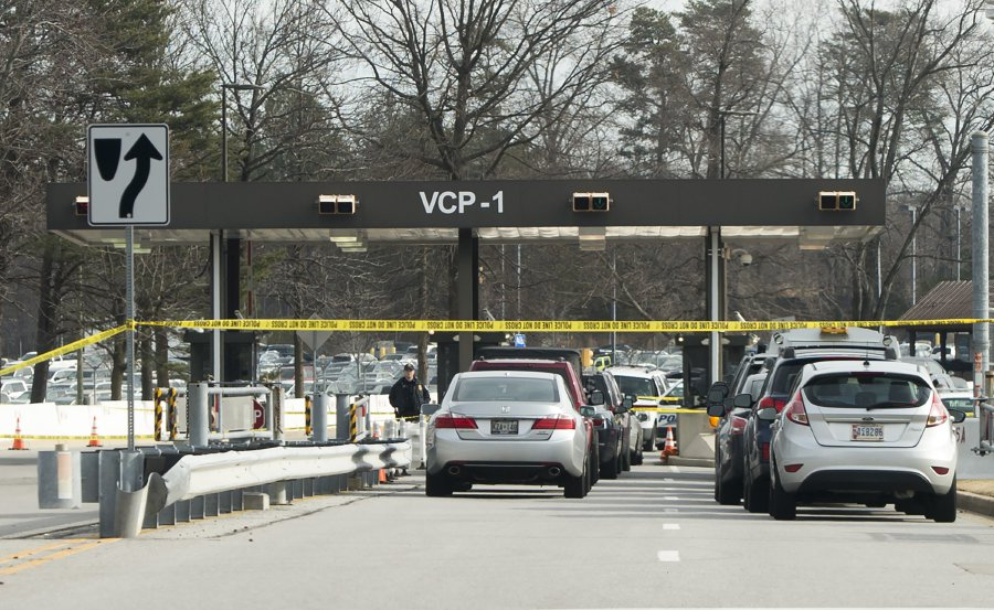 Shooting outside US NSA headquarters, one hurt | New Straits