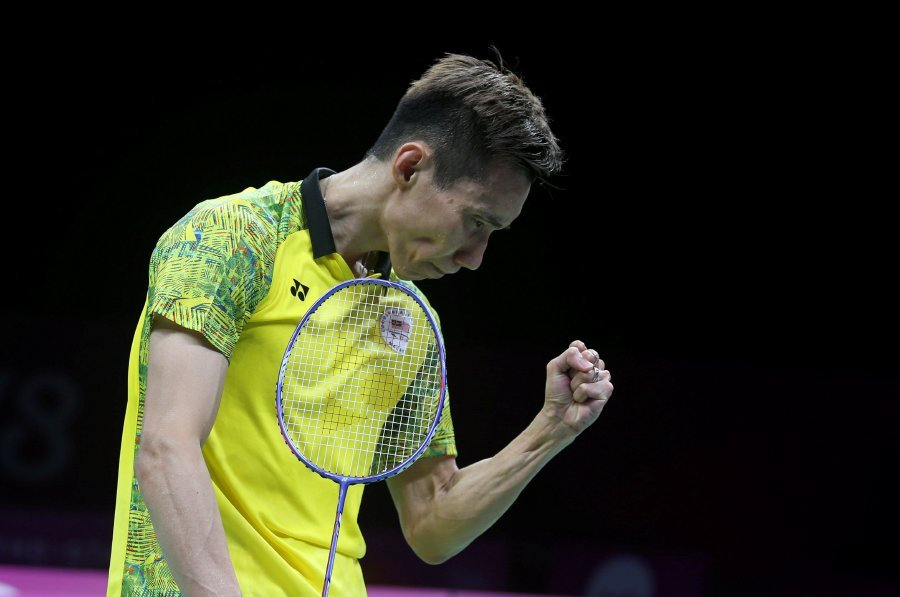 Chong Wei to battle Srikanth in Commonwealth Games final