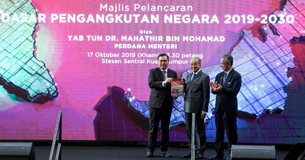 Game-changing technologies set to revolutionise Malaysian transport sector
