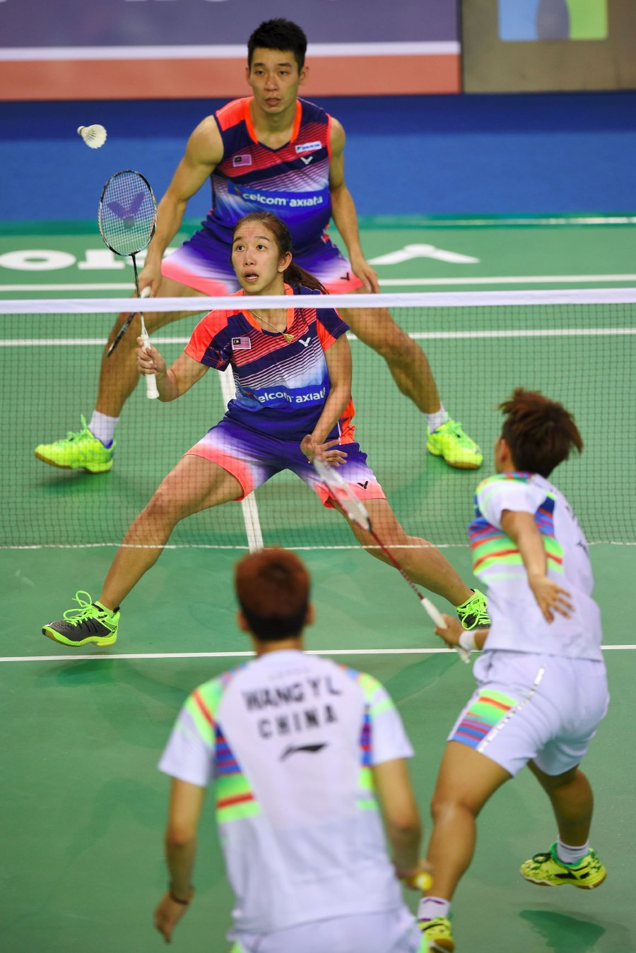 Mixed doubles Peng Soon Yee See fail to make it at Korea Open