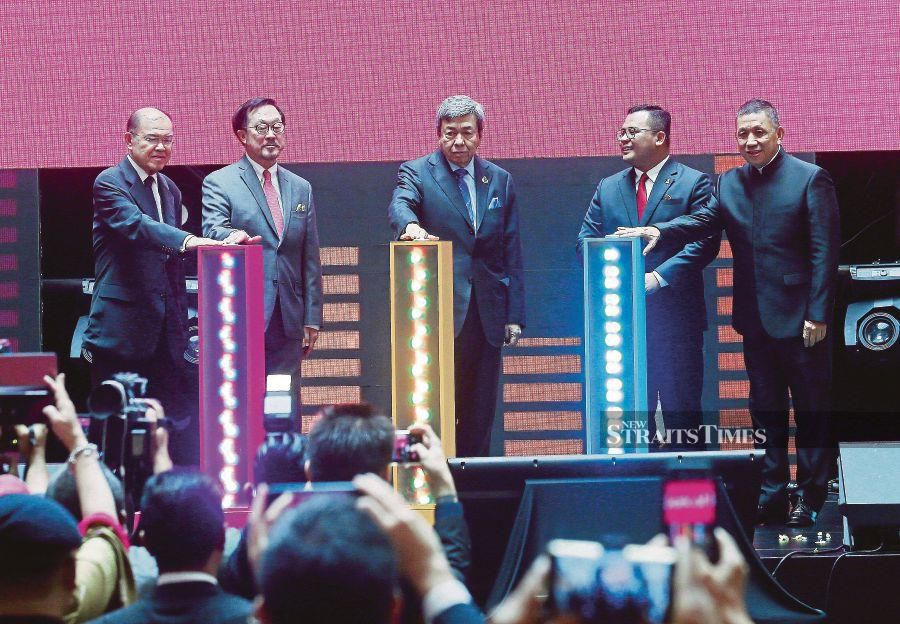 Thai retail developer opens Central i-City mall | New Straits Times