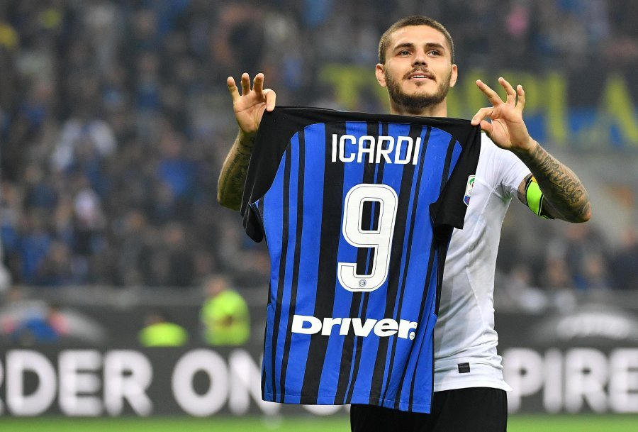 sports shoes 5851c d44ca Icardi hat-trick as Inter reign in Milan | New Straits Times ...