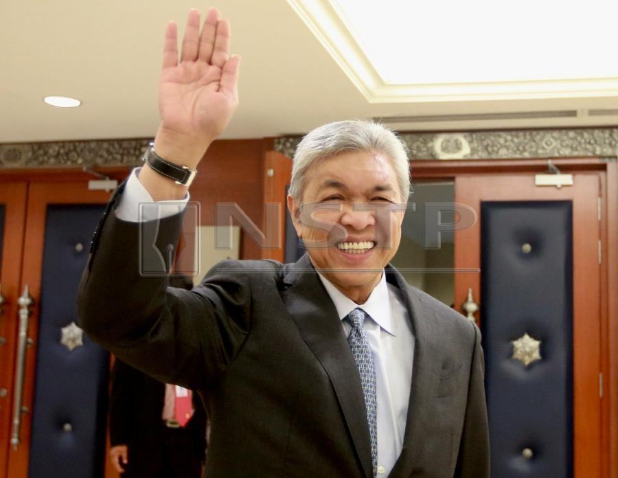 Umno President Datuk Seri Dr Ahmad Zahid Hamidi To Be Charged On Friday
