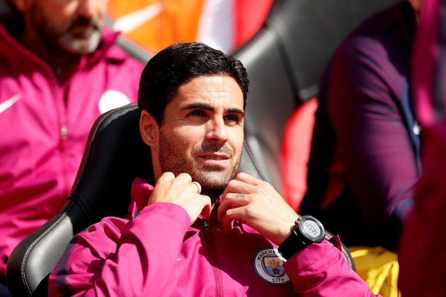 Arteta Fits The Bill For Arsenal Manager Wenger