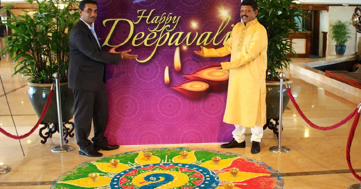 More joy for Kupu on Deepavali as first grand-child on the way
