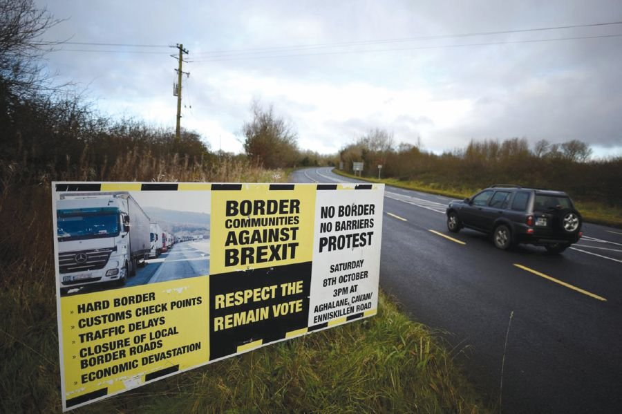 United Kingdom approach to Irish border issue 'ignores food concerns'
