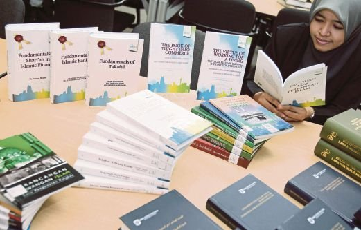The line has become blur on whether the financial industry or academia should be entrusted with the role of teaching or offering degrees and diplomas in Islamic financial tools. Academics and practitioners should jointly focus their energies on important areas that will take Islamic banking and finance to the next level. File pic