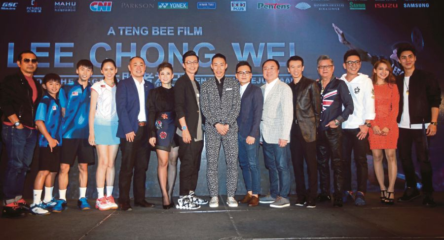 Image result for lee chong wei cast