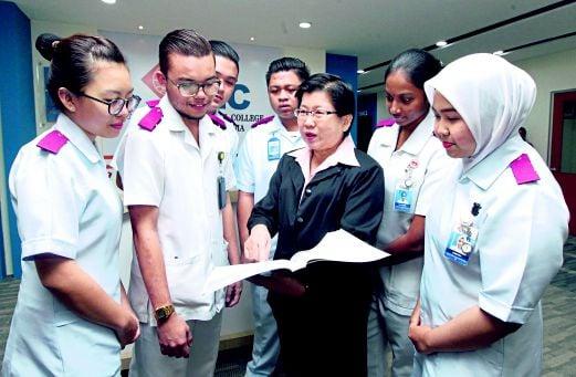 Malay Nurses
