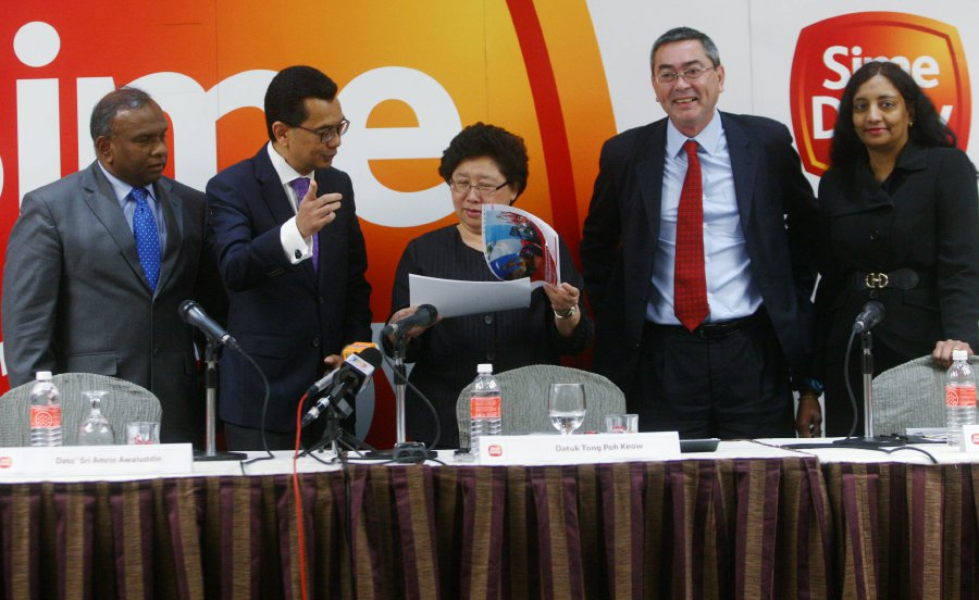 Sime Darby sees palm oil trading between RM2,600 and RM2 ...