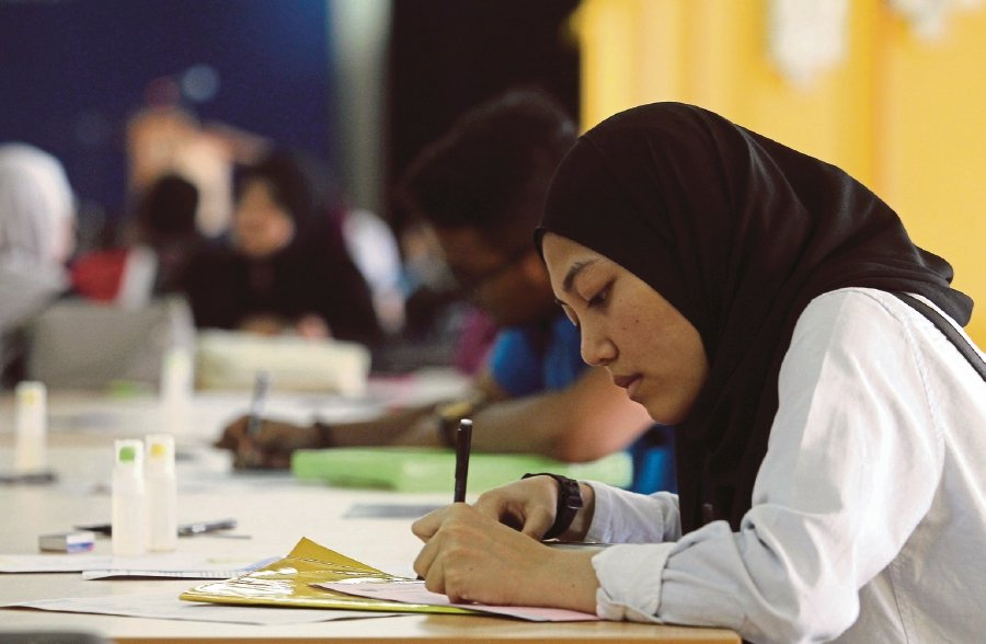 A lot of practice will enable candidates to score in their MUET exam.
