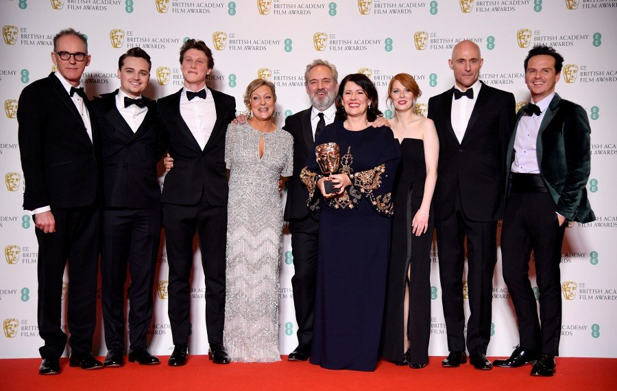 Bafta Awards 2020: Joaquin Phoenix praised for calling out 'systemic racism'