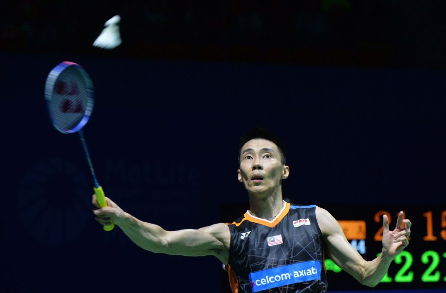 Chong Wei Not Upset With China Open Defeat