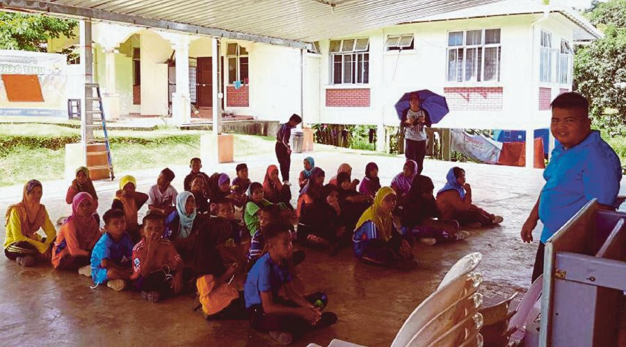 Dorms give hope to rural pupils   New Straits Times