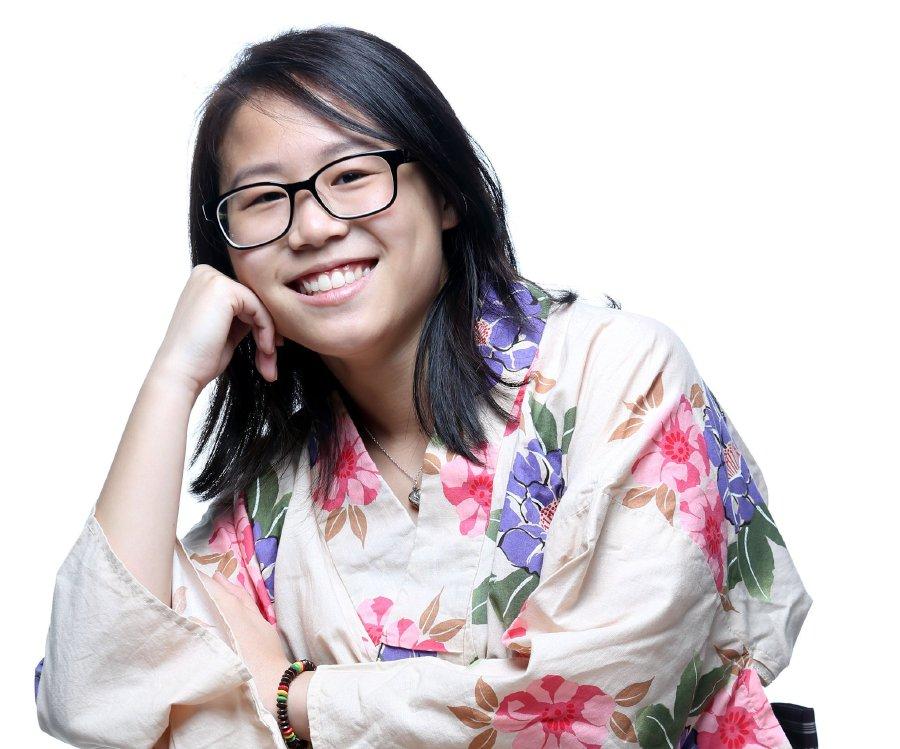 (File pix) Gloria Ngu Wen Yung. Pix by Nur Adibah Ahmad Izam