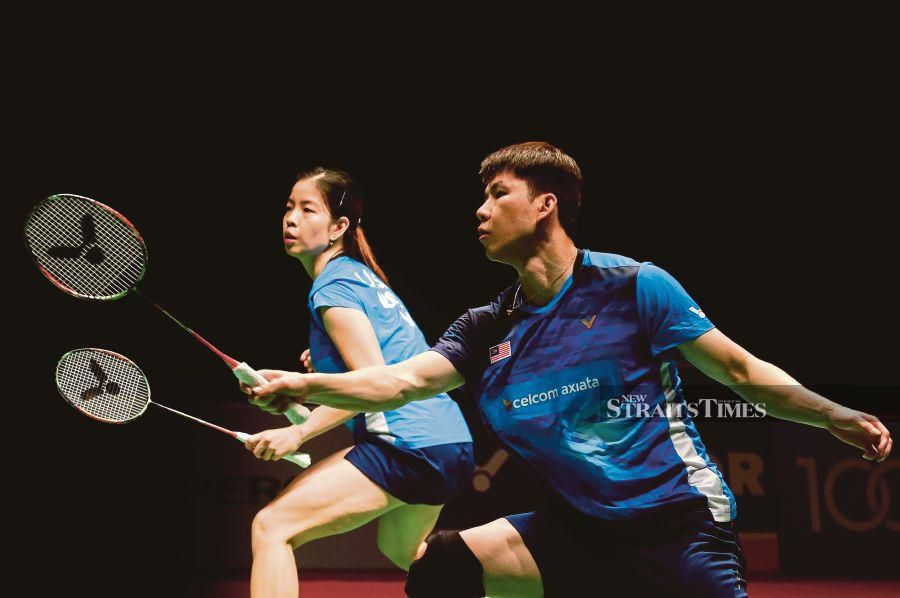 Goh Soon Huat and Shevon Lai are in Barcelona to compete in the Spanish Masters. -- NSTP File Pix