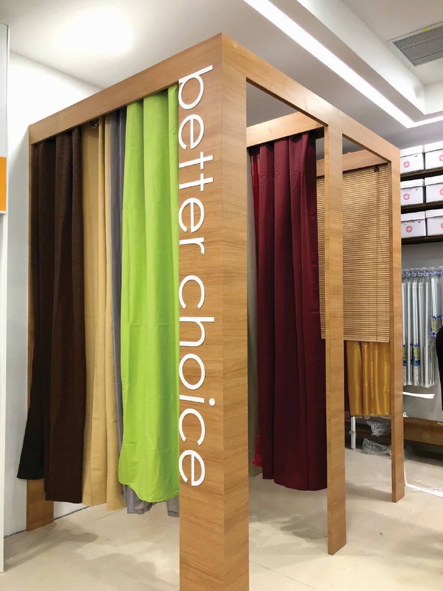 The type and colour of curtains can really make or break a space in a home.