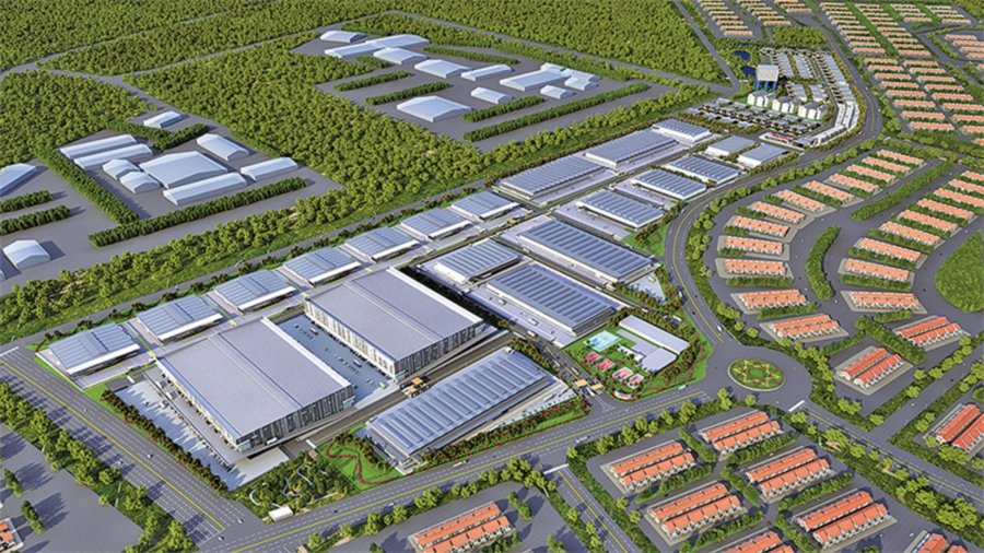 The COMPASS will offer premium industrial and logistics facilities with resort-style features.