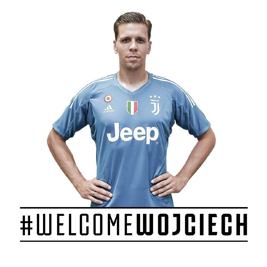 Arsenal goalkeeper signs for Juventus