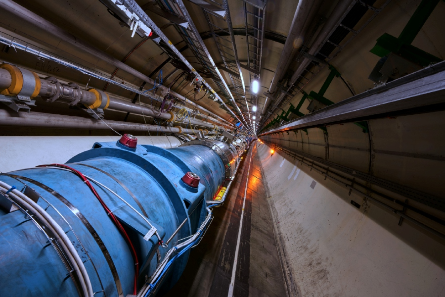 CERN has been a world leader in particle physics for half a century, and is host to the world's biggest particle accelerator, the Large Hadron Collider.