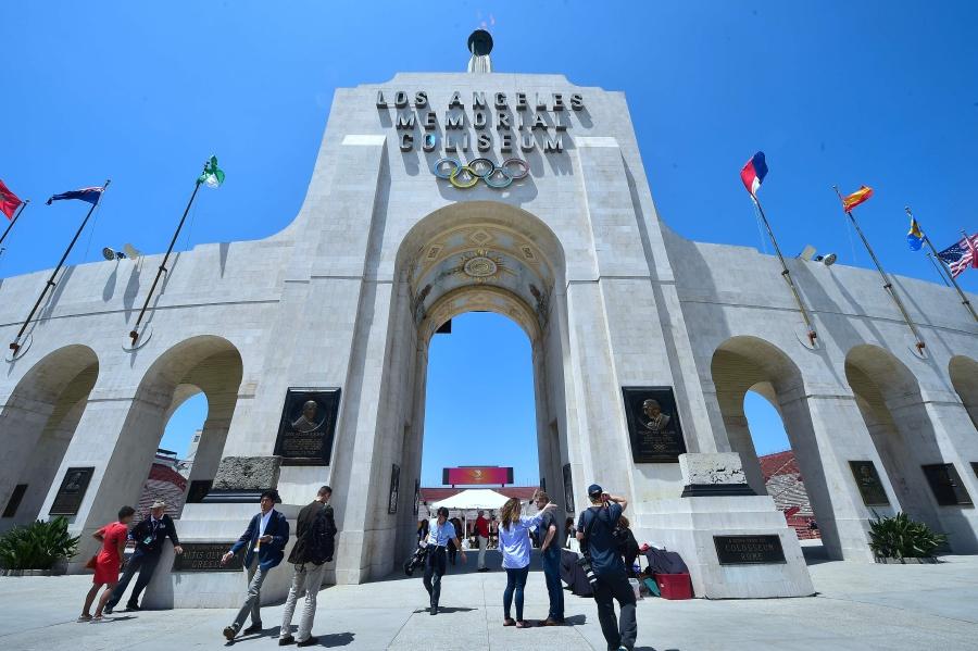 LA to host 2028 Summer Olympics as Paris gets 2024