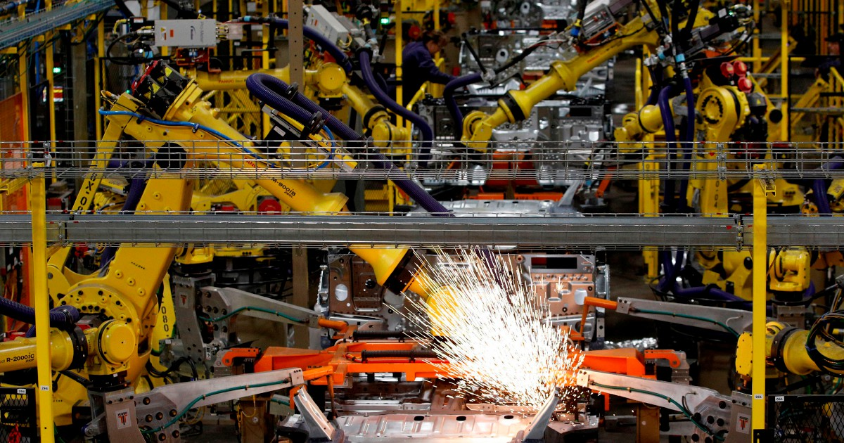 Robots to take over 20mil manufacturing jobs by 2030