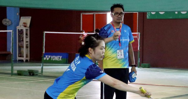 Rosman says women's doubles hold the key to victory over Indonesia
