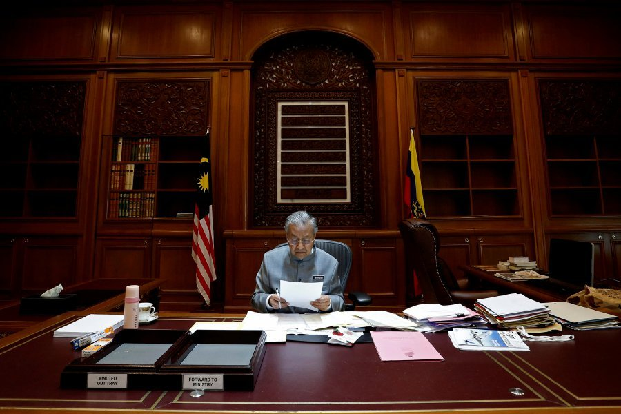 Dr M: Malaysia seeks to lay multiple charges against Najib
