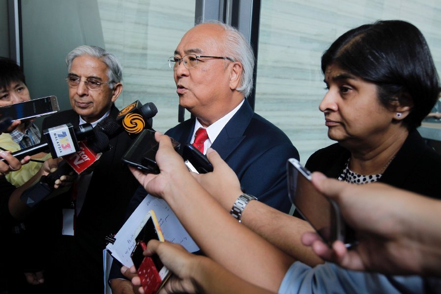 IRC member Datuk Mah Weng Kwai, who is a former Court of Appeal judge and ex-Suhakam commissioner, said the committee has so far submitted four interim reports with recommendations. (NSTP/SADDAM YUSOFF)